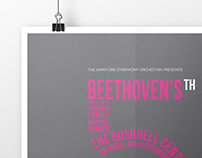 Beethoven's 5th Poster