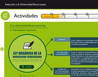 Plantilla de Inducción para la Universidad Veracruzana