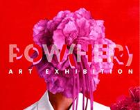 Pow Her Art Exhibit