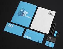 John Doe: Branding & Visual Identity