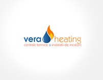 Logo proposal for Water and Heating Company