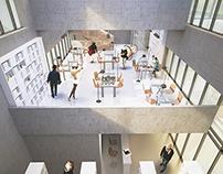 Bauhaus Museum Competition - Dessau - AAF