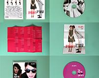 Daya Raz: Music Album Design