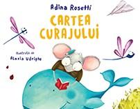 Cartea Curajului / illustrated book