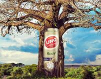 CGI to Uno Baobab Ad