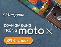 LandingPage - Moto X