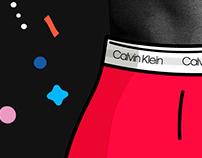 Calvin Klein National Underwear Day