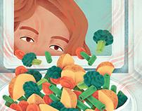 Vegetarian Times - Microwave