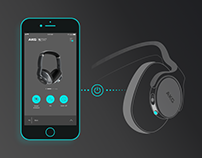 AKG Headphones app