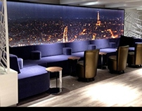 Lounges Charles de Gaulle / Star Alliance / Paris