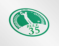 Rule 35 Cigars // Branding Development