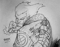 Marvel Mash