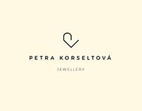Petra Korseltová jewellery - visual