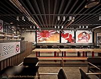 252-Sushi Burrito Restaurant