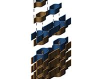 Modular Parametric Wall