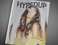 HypedUP magazine, streetwear based.
