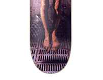 a music tribute on skateboards