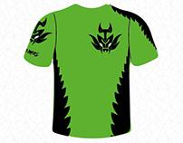 Camiseta equipo de Juggger Tricomas
