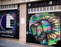 La Caja de Música (Exterior)