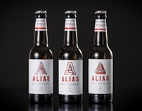 Alias + Winslow Brand & Packaging
