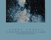 Aubry Angelo Spacecrafted Rug Ad