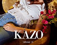 KAZO SPRING'19