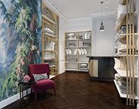 Shop House VinHomes - Na's Concept