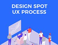Design Spot. UX Process