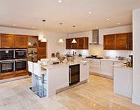 Finished Installed Kitchen Designs