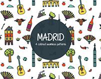 Madrid Vector Free Pattern