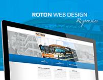 Roton Web Design - Responsive