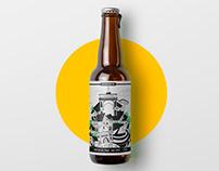 Triunfal Beer.