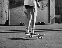 Skateboarding days