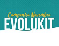 Campanha Novembro -Evolukit