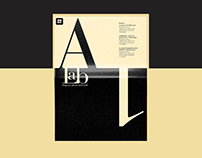 ALab - Tabloid for creative people