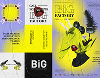 BiG Factory - Call for artists