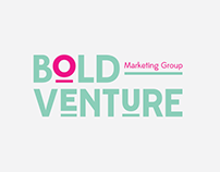 Bold Venture Marketing Rebrand