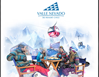 Valle Nevado App