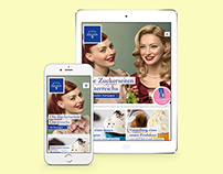 Wiener Zucker Website