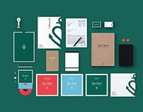Hotel Zweite Heimat — Coporate Design