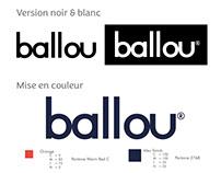 Logo Ballou