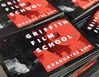 GRIFFITH FILM SCHOOL 2014 GRADUATE BOOK