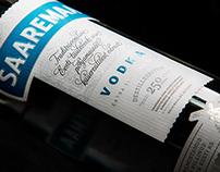 Saaremaa Vodka rebranding