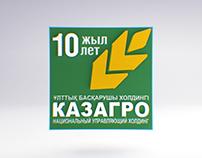 Kazagro National Holding infographics