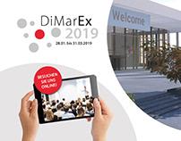 DiMarEx - Branding