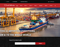 Export & Import Website
