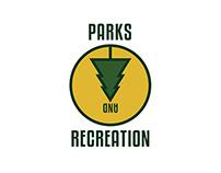 Parks & Rec Rebrand
