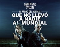 Something Special - No te vamos a llevar!