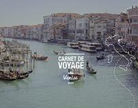 Carnet de voyage - Venise