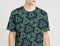 Green Life pattern design